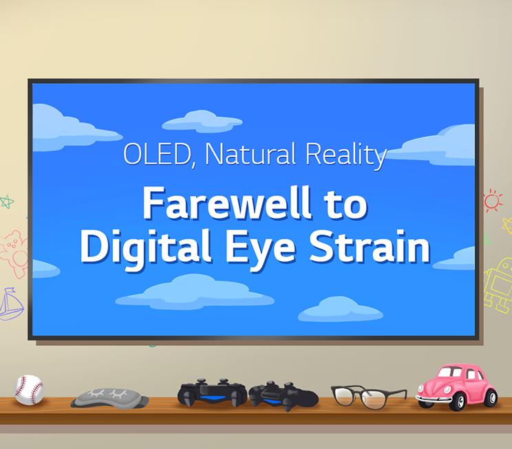 Farewell to Digital Eye Strain